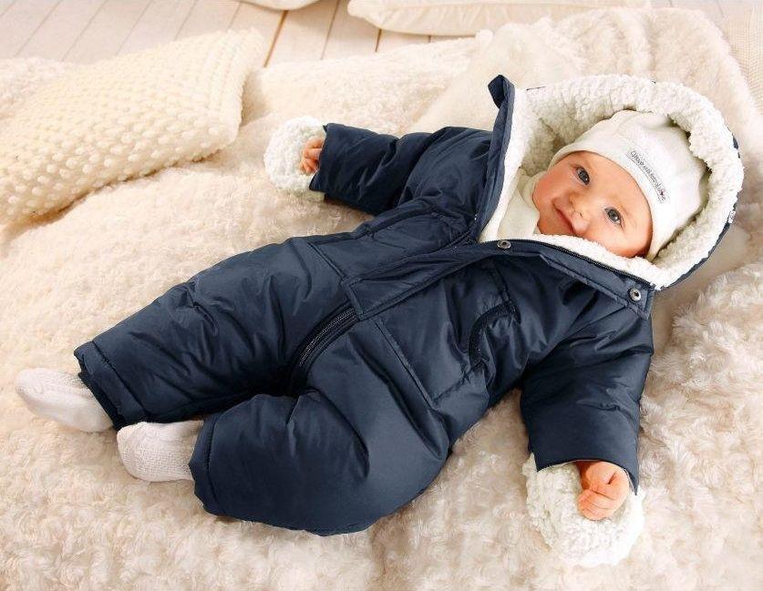 Младенцев одевают тепло, но не кутают