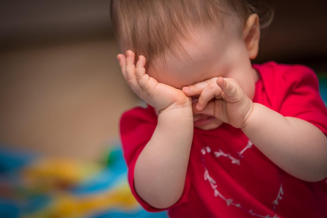 Детей укладывают спать при первых признаках усталости