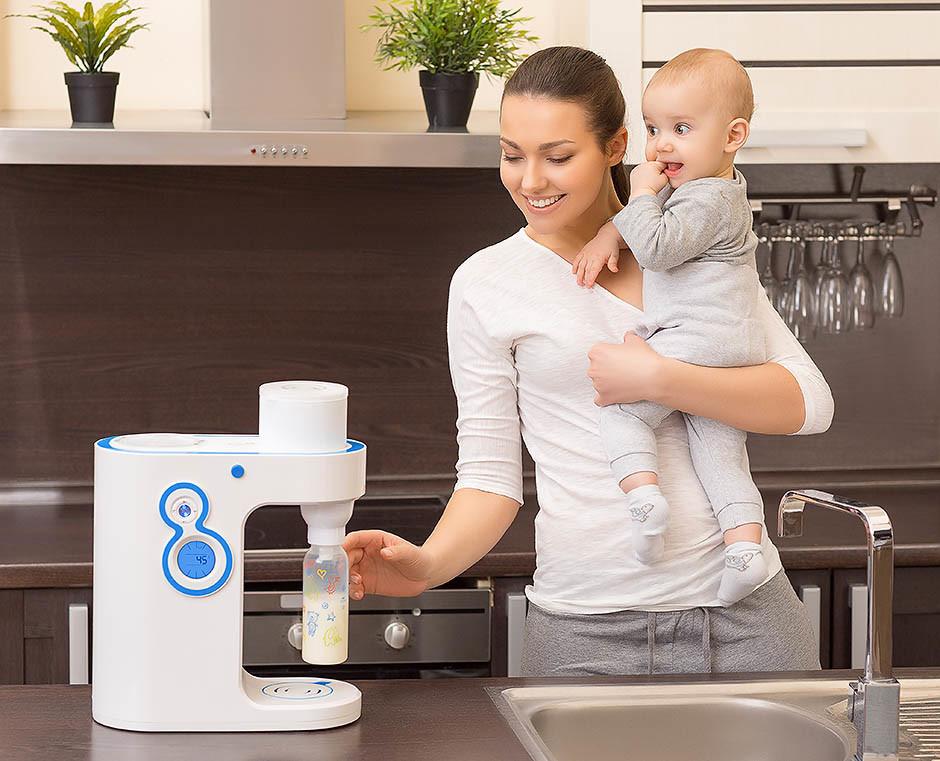 Формулы расчета питания помогают ориентироваться молодым мамам