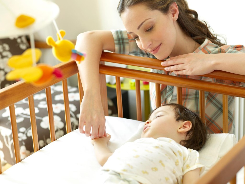 Присутствие мамы в этом возрасте обязательно