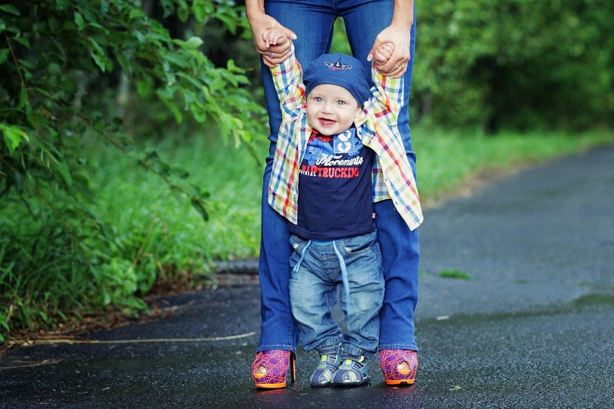 Малыш должен активно проводить время: гулять, играть и учиться жить в своем окружении