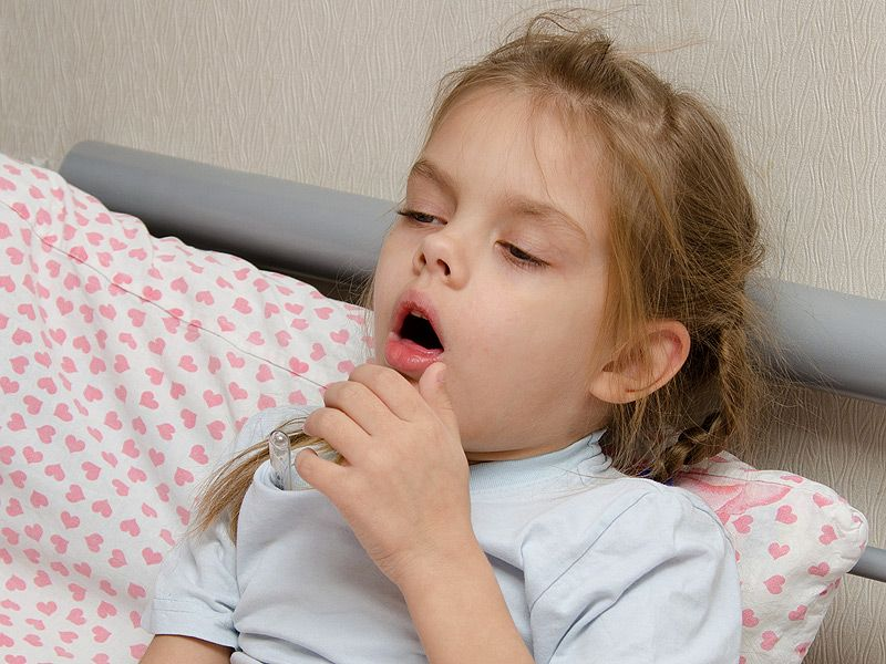 В отдельных случаях аллергические реакции могут напоминать бронхиальную астму