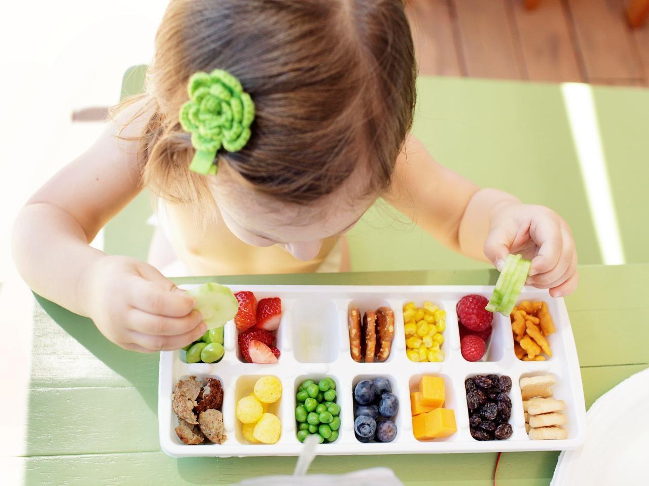 Яркое меню – залог хорошего аппетита у ребенка