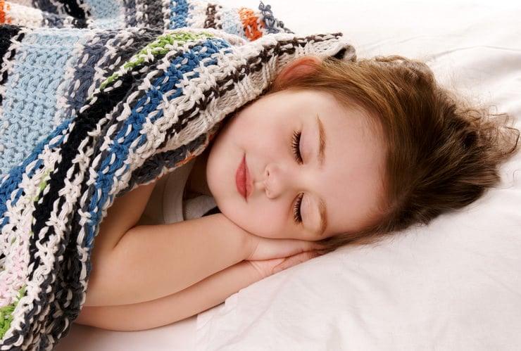 Сон без родителей