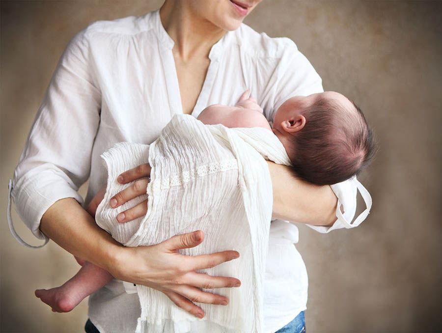 Укачать малыша