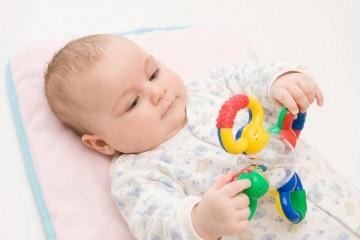 Ребенок 4 месяца
