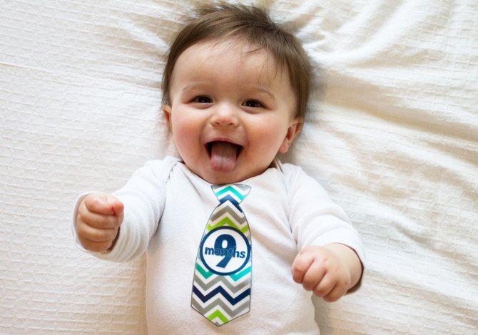 Ребенок 9 месяцев
