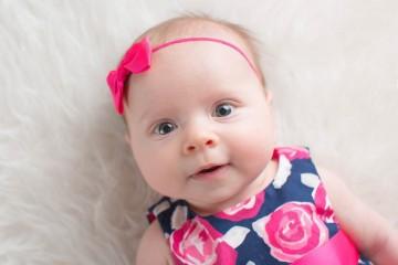 Три месяца – важный период в жизни любого младенца