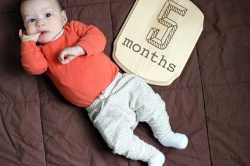 Малышу 5 месяцев