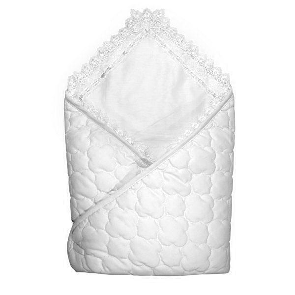 Конверт-одеяло на выписку новорожденного