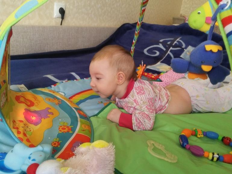 Развивающие игрушки на 9 месяцев