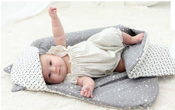 Летние наряды для новорожденного