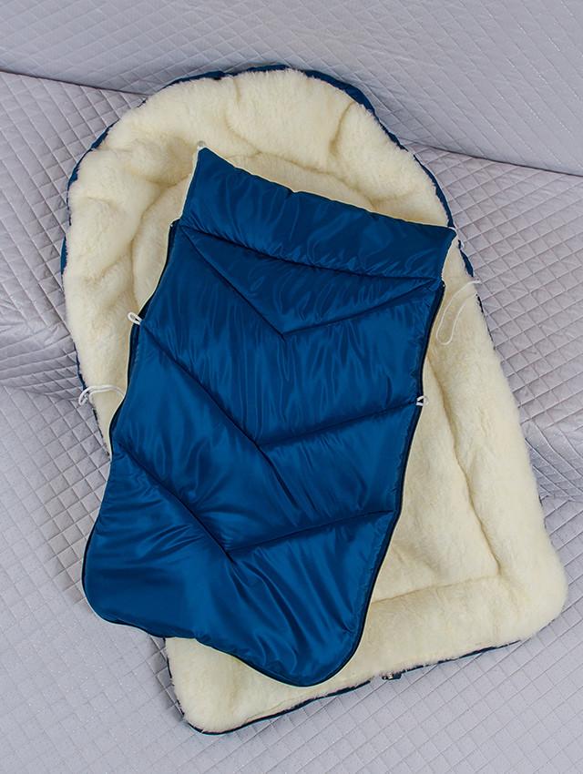 Конверт-мешок служит, даже когда малыш подрос