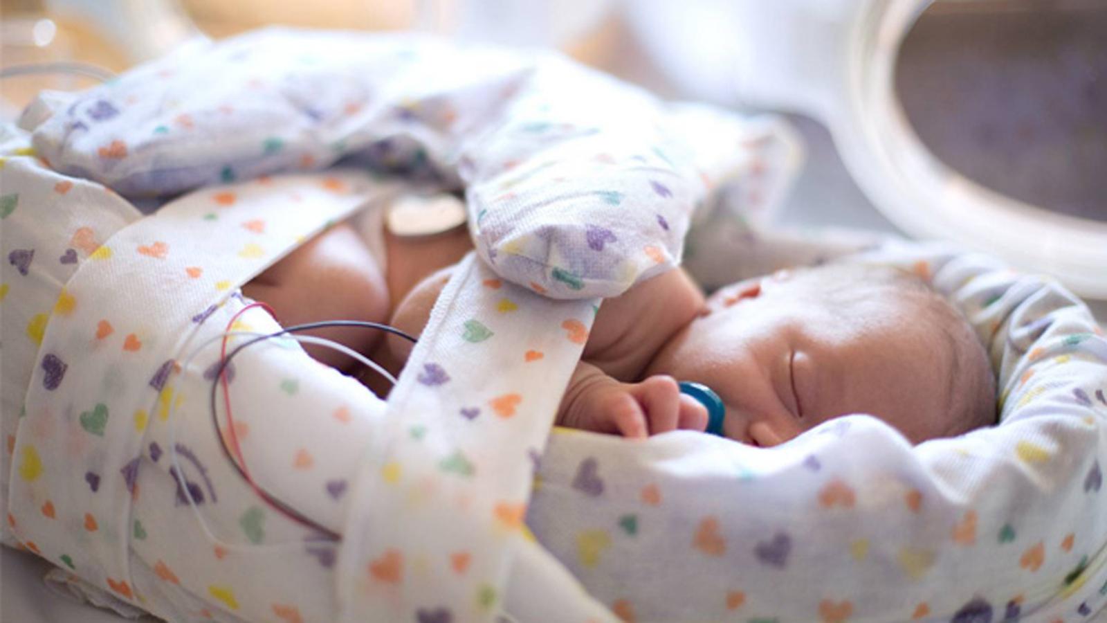 Коконы можно использовать для недоношенных малышей