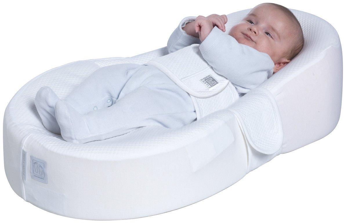 В бэби-коконе для перевозки малыш не должен находиться больше 1,5 часов