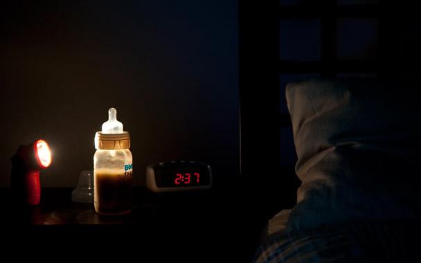 Ночное кормление