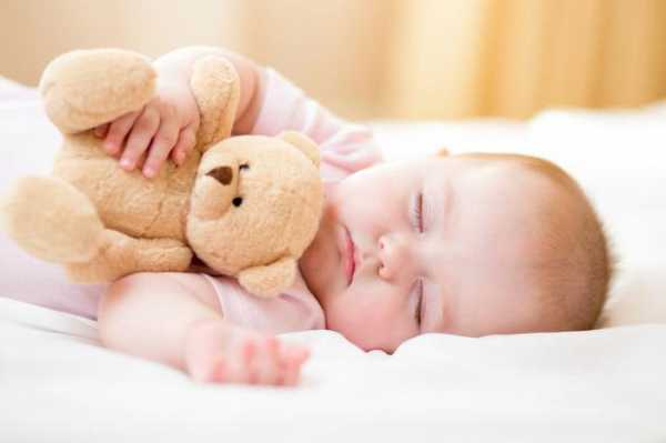 Крепкий сон новорожденного – залог здоровья и нормального развития
