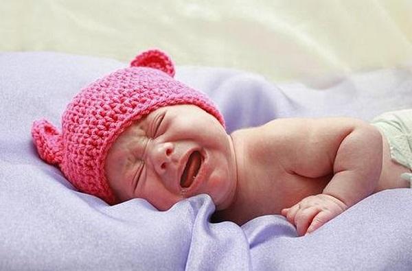 Причины нарушенного сна у грудного ребенка