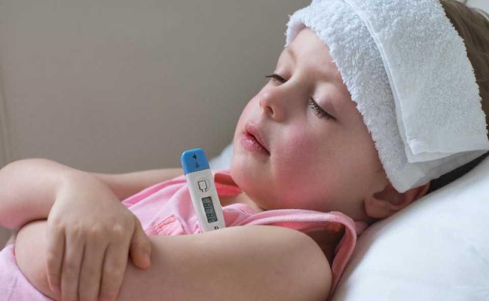 Лихорадка у малыша