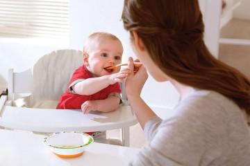 Правильное питание – залог крепкого здоровья малыша