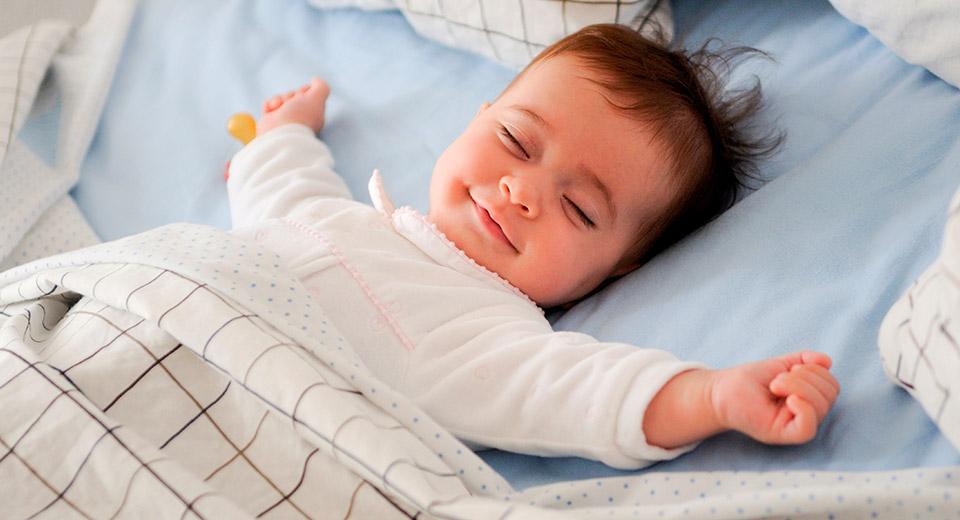 Здоровый сон закладывает гармоничное развитие и хорошее настроение на целый день
