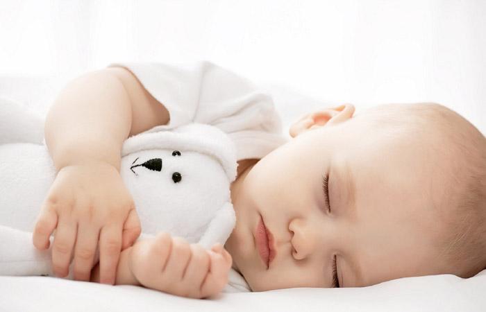 Сон с любимой игрушкой