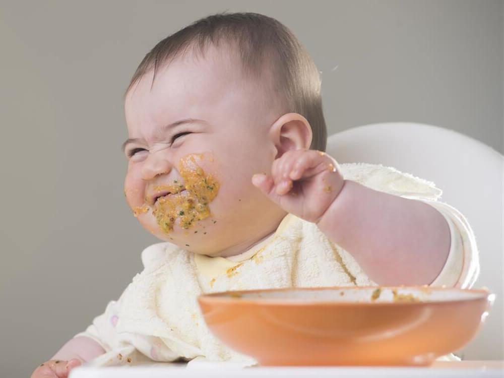 Безмолочная каша – лучший прикорм для малыша