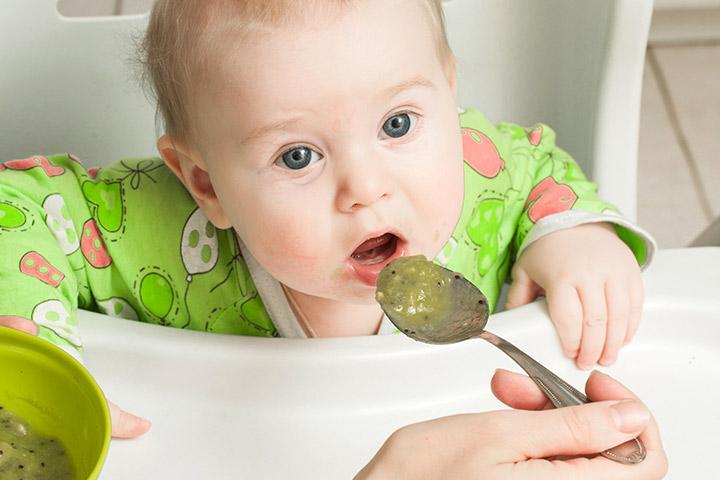 С какого возраста можно давать ребенку киви?