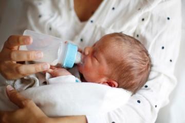 Гипоаллергенные смеси в кормлении детей