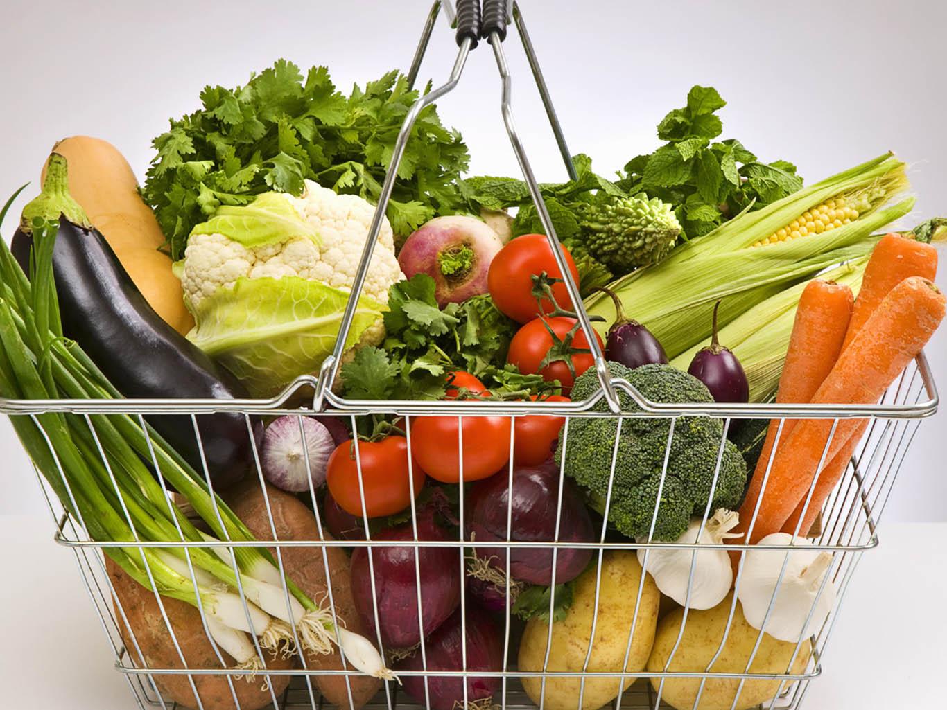 Набор продуктов для правильного питания должен учитывать особенности детского организма