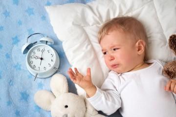 Нарушения сна младенца – распространенное явление