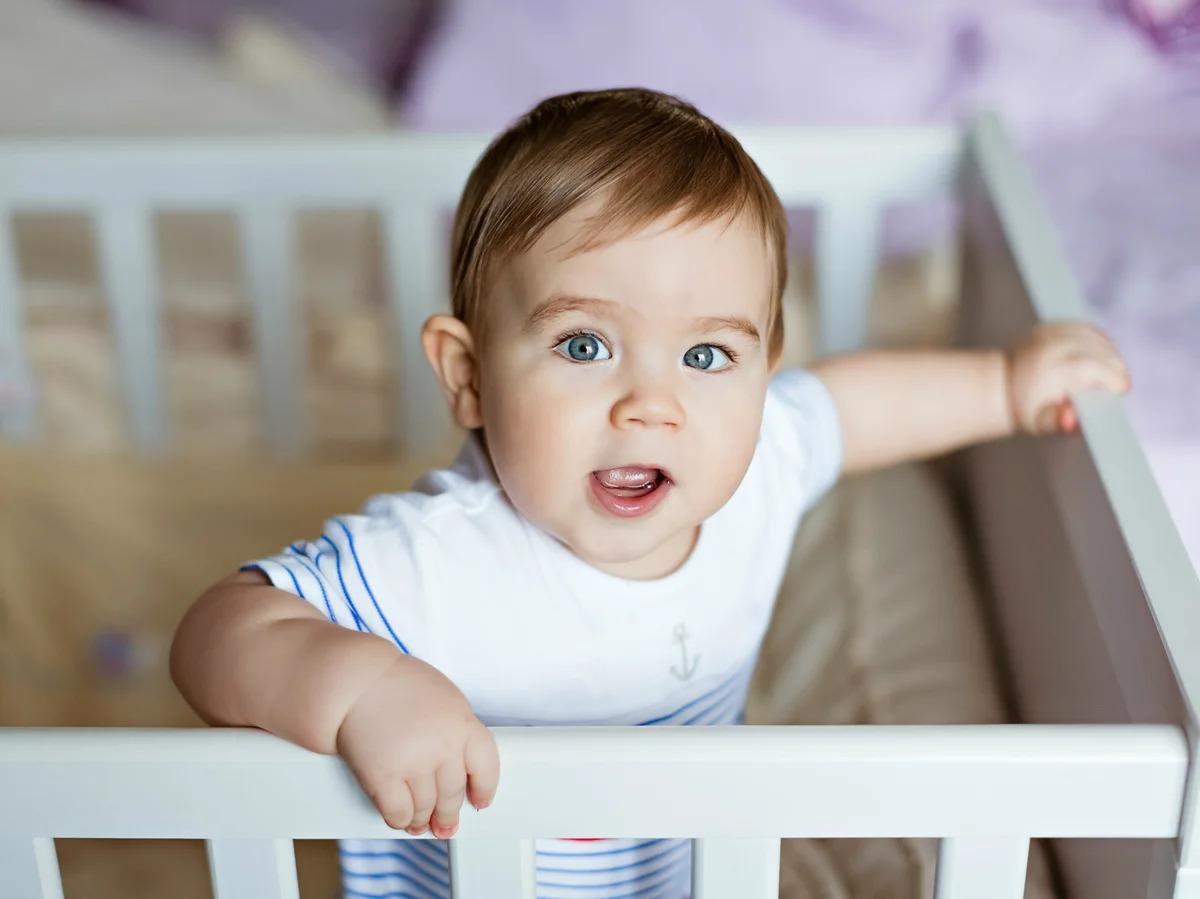 Проблемы с засыпанием восьмимесячного ребенка – явление нередкое