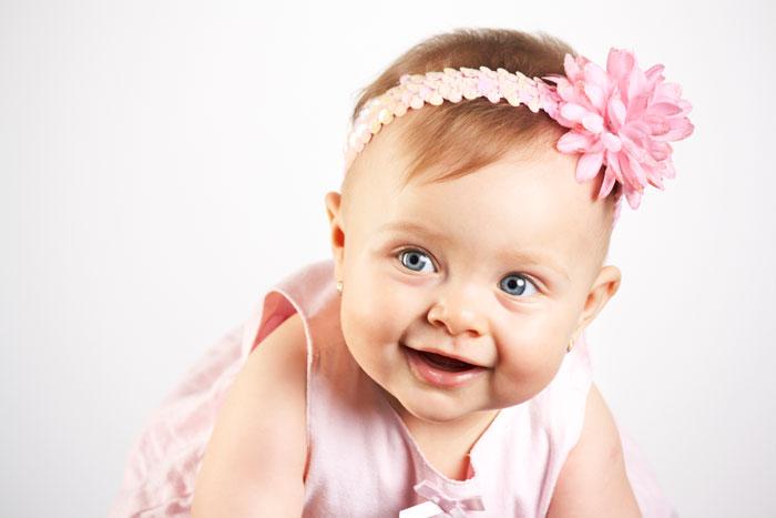 Радостная улыбка указывает на хорошее здоровье