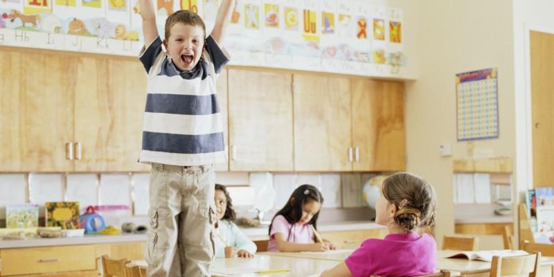 Сдвг симптомы у детей 3 лет