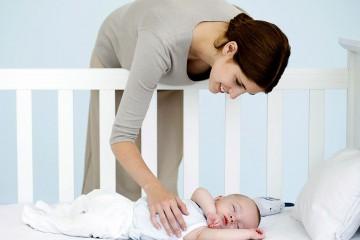Укладывание ребенка