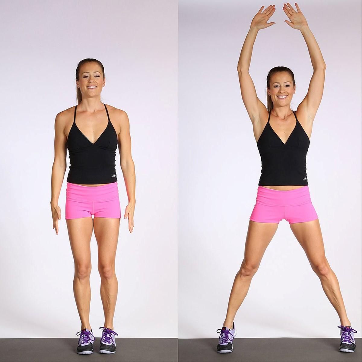 Упражнения важны для поддержания хорошей физической формы