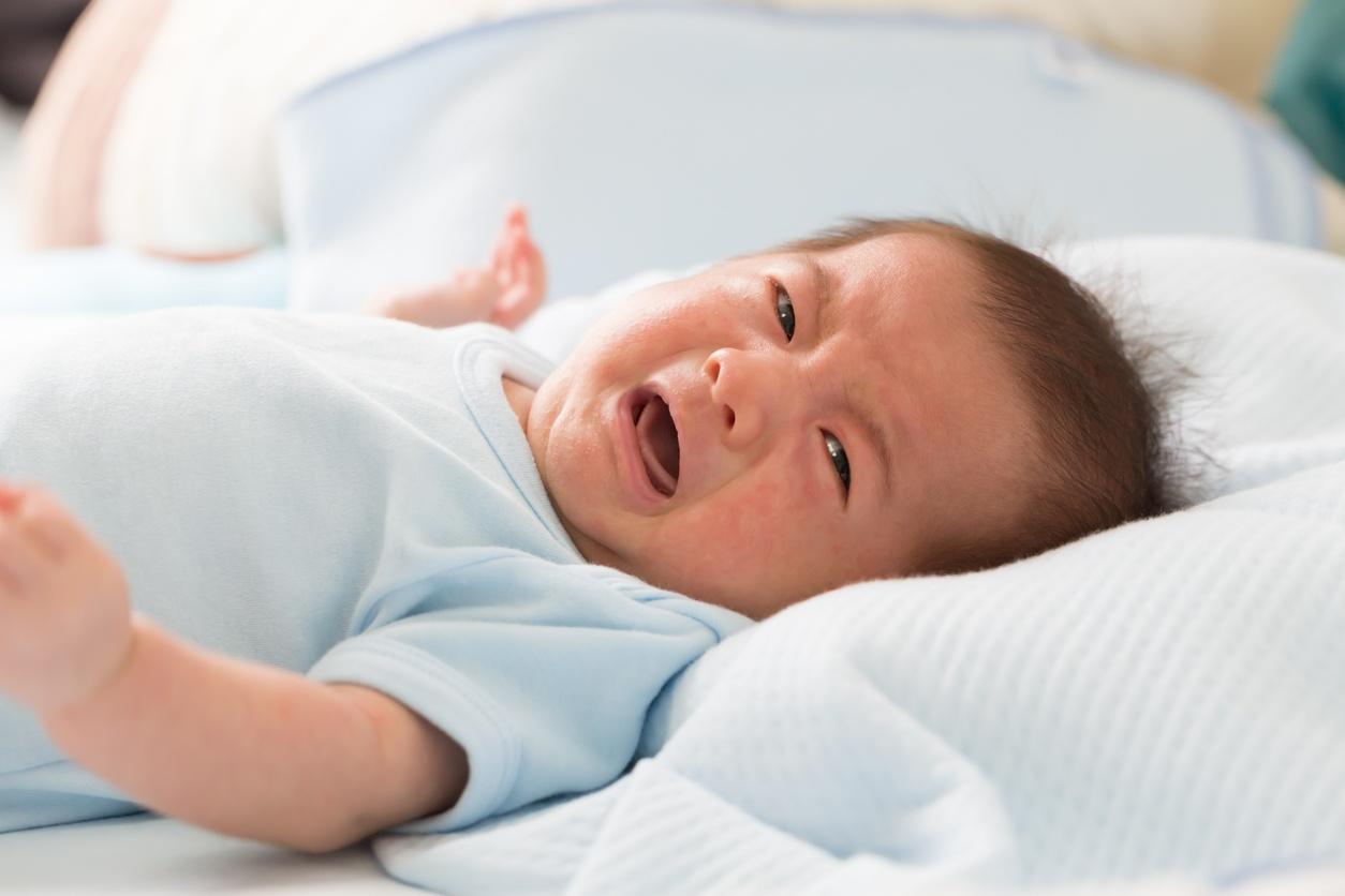 Яркий свет – серьезная помеха для нормального сна младенца