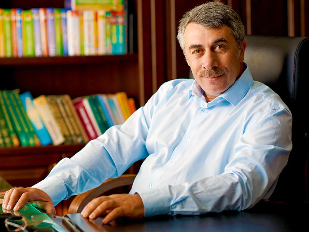 Комаровский Евгений Олегович