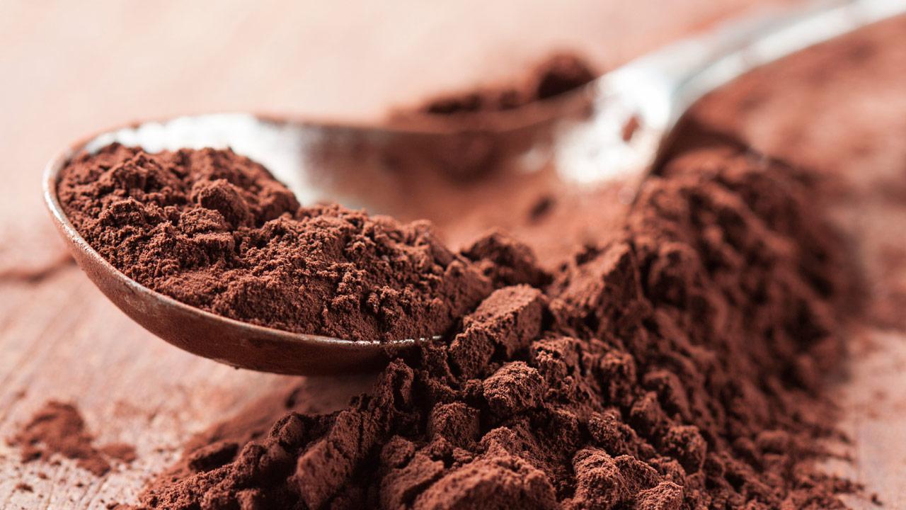 Натуральный какао-порошок