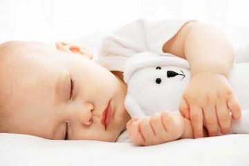 Помощь в организации сна не требует значительных усилий со стороны родителей
