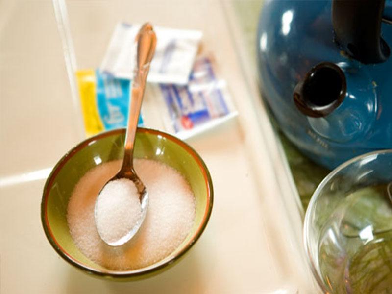 Ингредиенты для приготовления солевого раствора