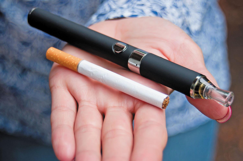 Электронные сигареты – удачная замена обычным