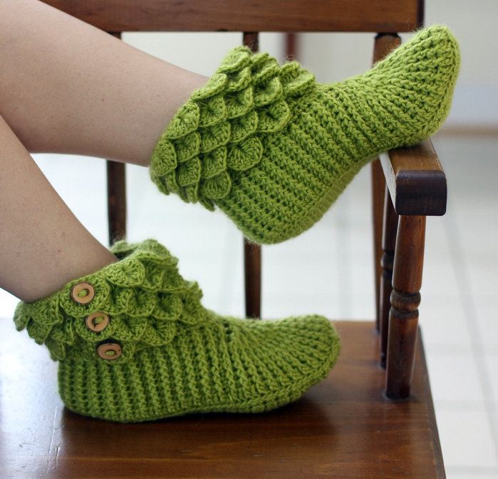 Носки крокодильчики