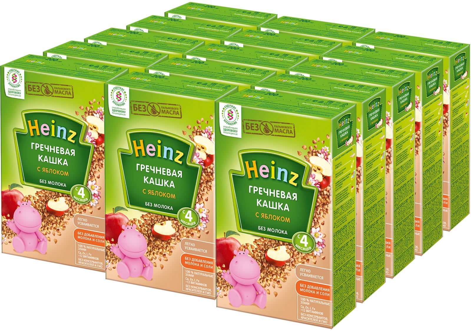 Гречневая кашка Heinz