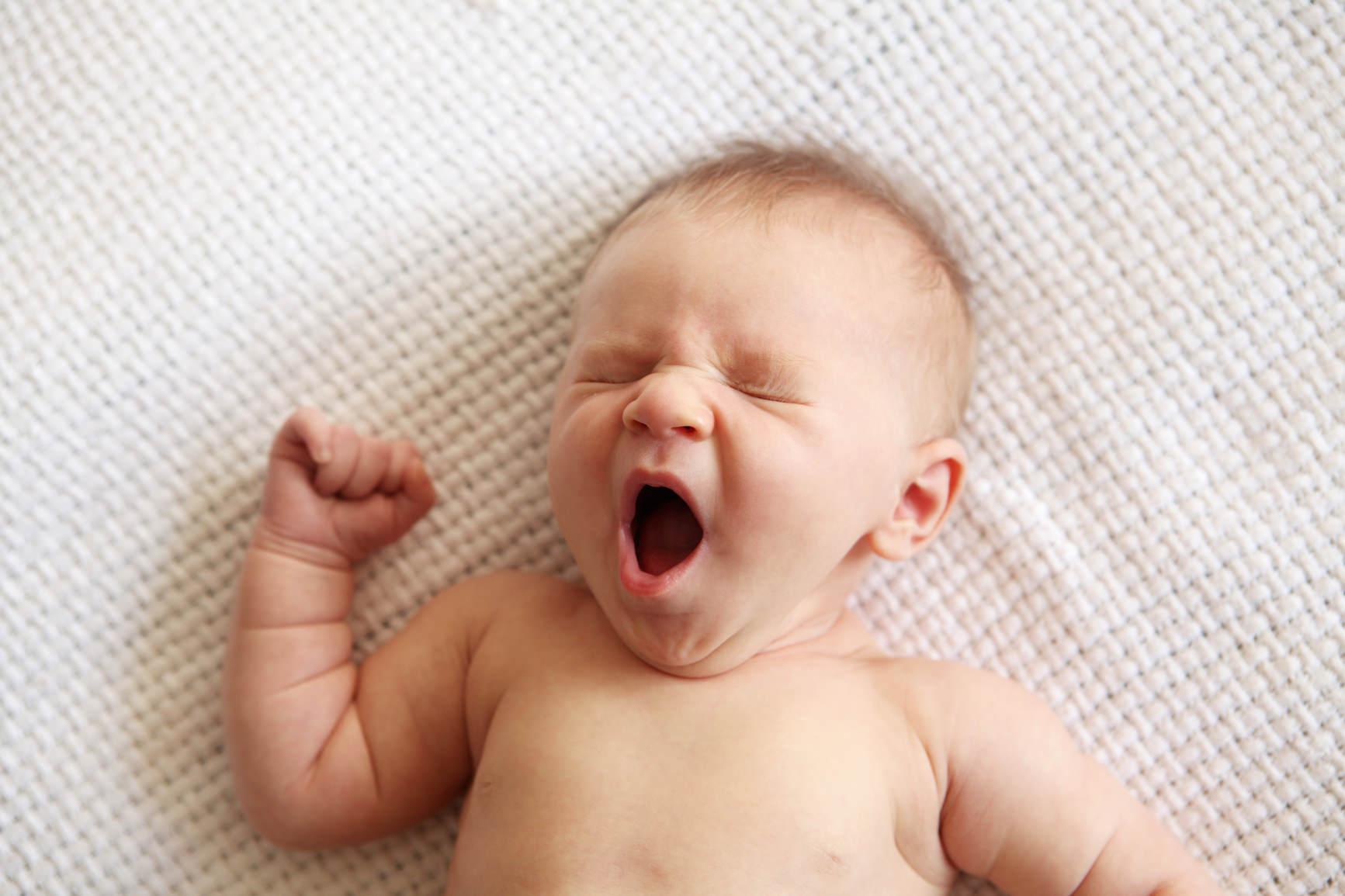 Малыш хочет спать