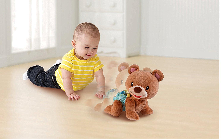 Поощрение ползания малыша