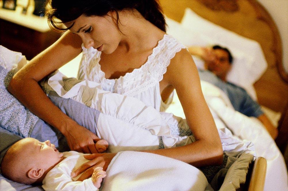 В этот период ребенок нуждается во внимании и заботе