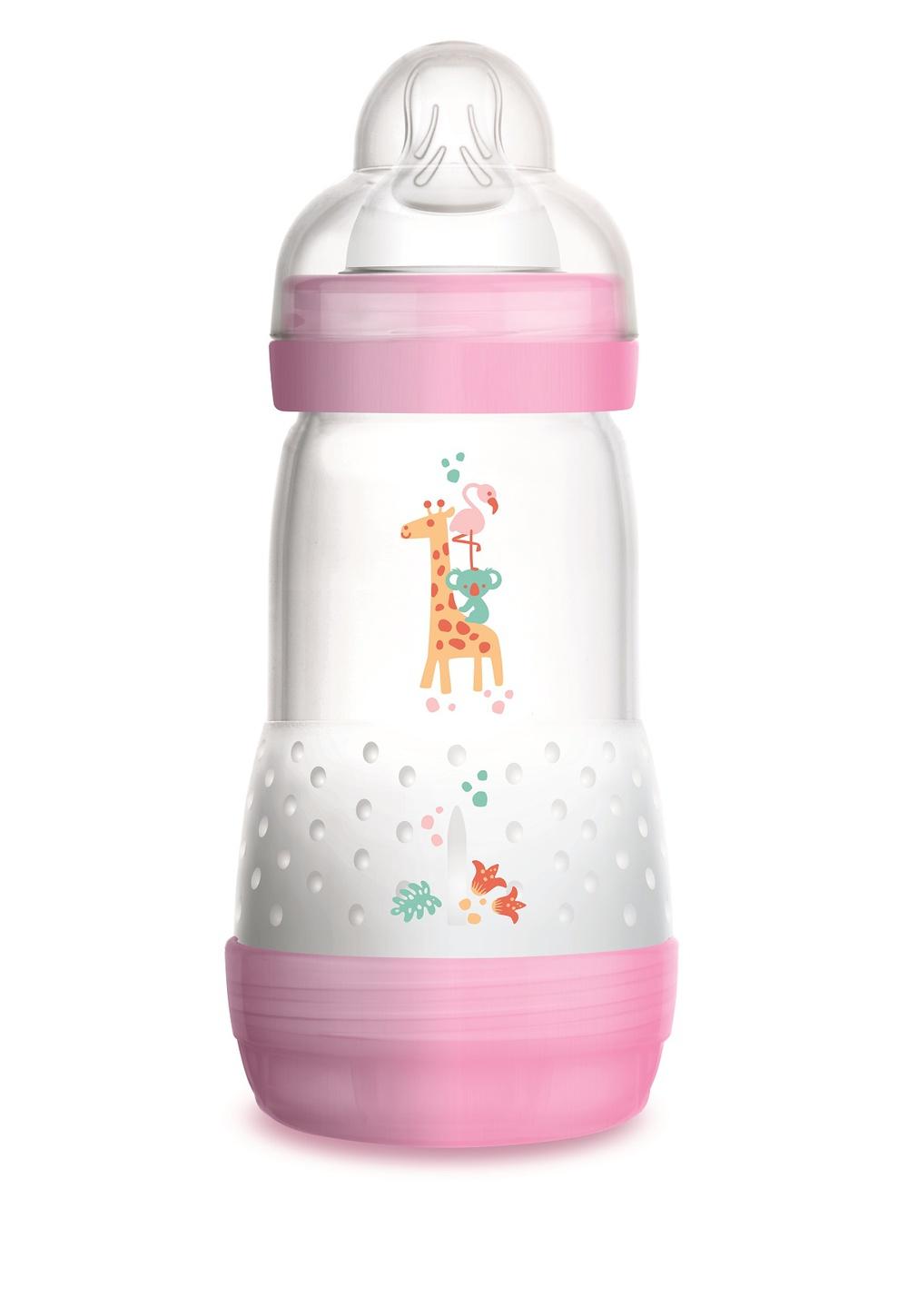 Бутылочка для кормления – это первое, чем следует обзавестись после рождения ребенка