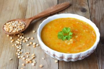 Гороховый суп – полезное и питательное блюдо