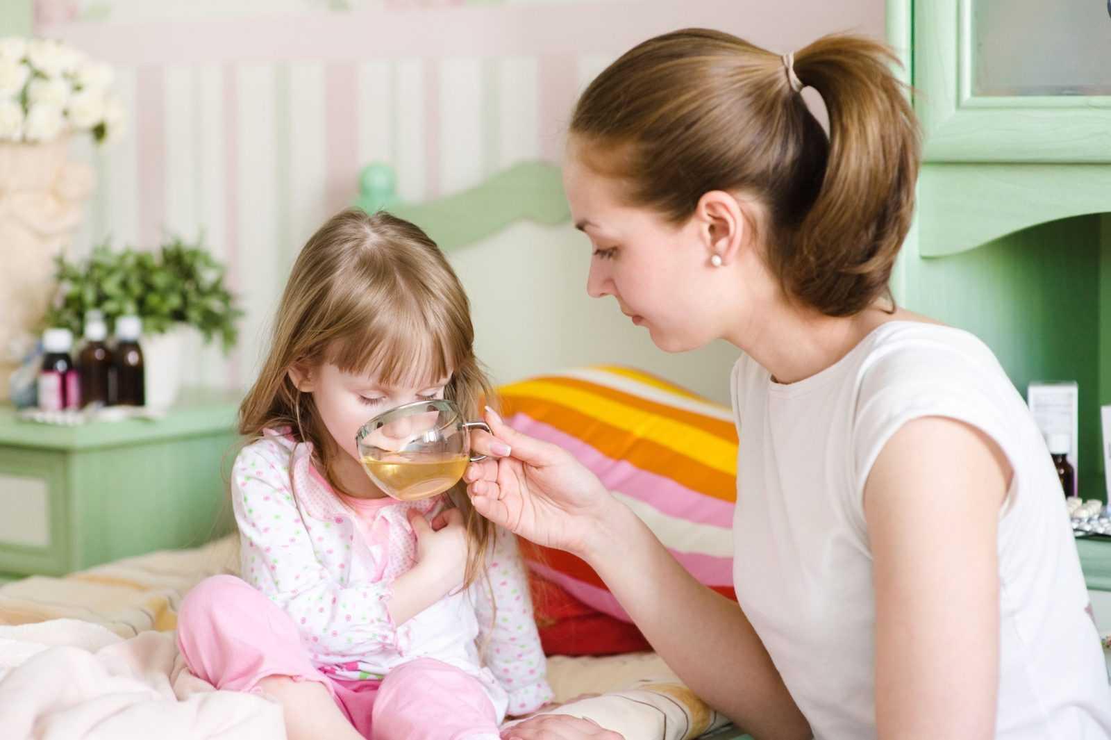 Отравление грибами опасно для жизни и здоровья маленького ребенка
